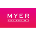 MYER - Mid Season Sale - Up to 60% Off 8,000+ Items - 4 Days Only