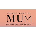 MYER - Weekend Mother's Day Sale - 3 Days Only (In-Store & Online)