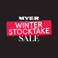MYER - Weekend Stocktake Sale - 3 Days Only [In-Store & Online]