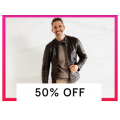 MYER - Daily Deal: Take 50% Off Men's Casual & Formal Clothing - Today only