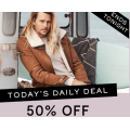 MYER - Daily Deal: 50% Off Men's Clothing Styles -  Today Only