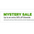 Groupon - Mystery Sale: Up to an Extra 30% Off Sitewide (code)! 24 Hours Only