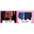 Myer - Daily Deals: 40% Off Women's Accessories & Footwear / 30% Off Men's & Women's Jeans! Today Only