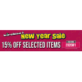 Wireless 1 - New Year Sale: 15% Off Orders + Noticeable Bargains (code) e.g. D-Link DIR-506L SharePort Go  $12.75 (Was $49.01) & More