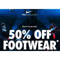 Nike Factory Outlet - Black Friday Sale: 50% Off Footwear [Mon 23rd Nov - Mon 30th Nov 2020]