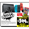 JB Hi-Fi - Black Friday Deal: Nintendo Switch Neon + Bonus Mario 8 Kart Deluxe + Nintendo Online 3 Month Membership $399 + Delivery! 2 Day Only