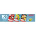 Big W - 10% Off $15, $30 & $60 Nintendo eShop Gift Cards - Starts Thurs 18th June