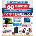 Harvey Norman - Back to School 2021 Sale - In-Store & Online