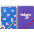 Target - Yes Studio: A5 Notebook Assorted $0.88 (Was $10)