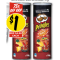 NQR - Pringles Sweet & Spicy 134g $1 (Was $4)