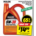 Autobarn - Nulon Semi Synthetic 5W30 5LT Engine Oil $14.99 (Was $42.99)! In-Store Only