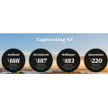 Air New Zealand - Captivating NZ Sale: Return Flights to New Zealand from $280