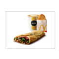 McDonalds - Omelette Wrap Meal $12.10 (Omelette Wrap, Hash Brown & Coffee)