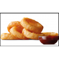 McDonald's - 6 Pieces of Onion Rings $3.25 (Nationwide)