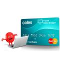 Coles Prepaid Virtual MasterCard FREE(code) - Min Recharge $10