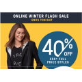 Just Jeans - Online Winter Flash Sale: 40% Off 250+ Full Priced Styles - Today Only