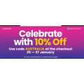 OzGameshop - Australia Day Special: 10% Off Sitewide (code)