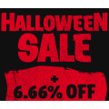 Ozgameshop - Halloween Sale: Take an Extra 6.66% Off Clearance Items