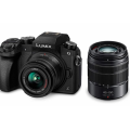 Amazon - Panasonic Touch Screen LUMIX DMCG7 4K Camera + 14-42mm F3.5-5.6 + 45-150mm F4.0-5.6 Lens $499.99 Delivered (Was $1000)
