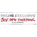 General Pants - Afterpay Sale: Take a Further 30% Off Sale Styles (code)! 2 Days Only
