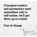 Premier of Victoria - FREE Accommodations for Hospital Workers and Paramedics