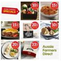 Aussie Farmers Direct - Food & Vegetables Specials - Ends on Sat, 1 Aug