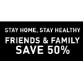 PUMA - Friends & Family Sale: Take a Further 50% Off Already Reduced Items (code) e.g. RS 9.8 Core Sneakers $29.99 (Was $150) etc.