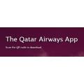 Qatar Airways - 10% Off International Flight Booking via App (code)