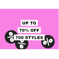 ASOS - 24 Hours Flash Sale: Up to 70% Off 700 Outlet Styles