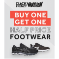Rebel Sports - Click Frenzy Mayhem 2021: Up to 50% Off [Adidas; ASICS; Nike; Under Armour]! Online Only