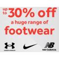 Rebel Sports - Footwear Frenzy: Up to 30% Off Footwear [Nike; New Balance, Adidas, Puma etc.]