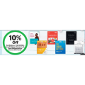 Woolworths - 10% Off Red Balloon, THE ICONIC, bras N things, Banana Lab, Best Restaurants or Cinema Gift Cards