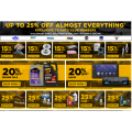 Repco - Weekend Sale: Up to 25% Off Almost Everything - 2 Days Only [In-Store & Online]
