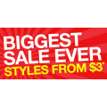 Rivers - Biggest Sale Ever: Up to 85% Off Sale Styles - Prices from $3