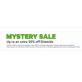 Groupon - Mystery Sale: Up to 30% Off Storewide (code)! Today Only