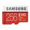 Officeworks - Samsung Evo Plus 256GB microSDXC Memory Card $85.34 (Was $199)