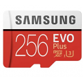 Samsung Micro SDXC 256GB EVO Plus /w Adapter UHS-1 SDR104 $43.80 Delivered (Was $89) @ Amazon