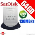 Shopping Square - SanDisk 64GB Ultra Fit USB 3.0 Flash Drive $27.99 + $1 Delivery (RRP $89)