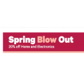 Groupon - Spring Blow Out Sale: 20% Off Home & Electronics Deals (code)! Max. Discount $40