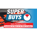 Supercheap Auto - Super Buys Sale - In-Store Only [Starts Thurs 10th June]