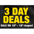 Supercheap Auto - 3 Days Weekend Sale: Up to 50% Off Clearance Items e.g. Armor All Wash And Wax 1.25 Litre $4.89 (Was $11.19) etc.