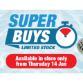 Supercheap Auto - Super Buys Sale - Starts Thurs 14th Jan [In-Store Only]