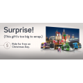Free Public Transport Victoria/Adelaide Metro for Christmas Day and New Years Eve