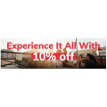 Scoopon - 3 Days Sale: EXTRA 10% Off all Local Experiences (code)
