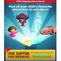Identity Direct - FREE shipping sitewide this weekend!