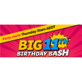 Catch Birthday Bash: $10 gift card $1, Nintendo SNES $119 & More - Starts 10am