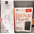 Big W - Seagate Backup Plus 4TB External Hard Drive $100 (Save $99)! In-Store Only