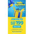 Cebu Pacific Air - Hello September Sale: Return Flights to Manila from $349