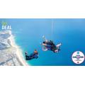 Skydive - Weekdays Special: $50 Off 15,000ft Tandem Skydiving Adventure (code)