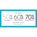 Snapfish - Cyber Monday: 50% Off Everything / 60% Off $49+ / $70 Off $99+ Spend (code)